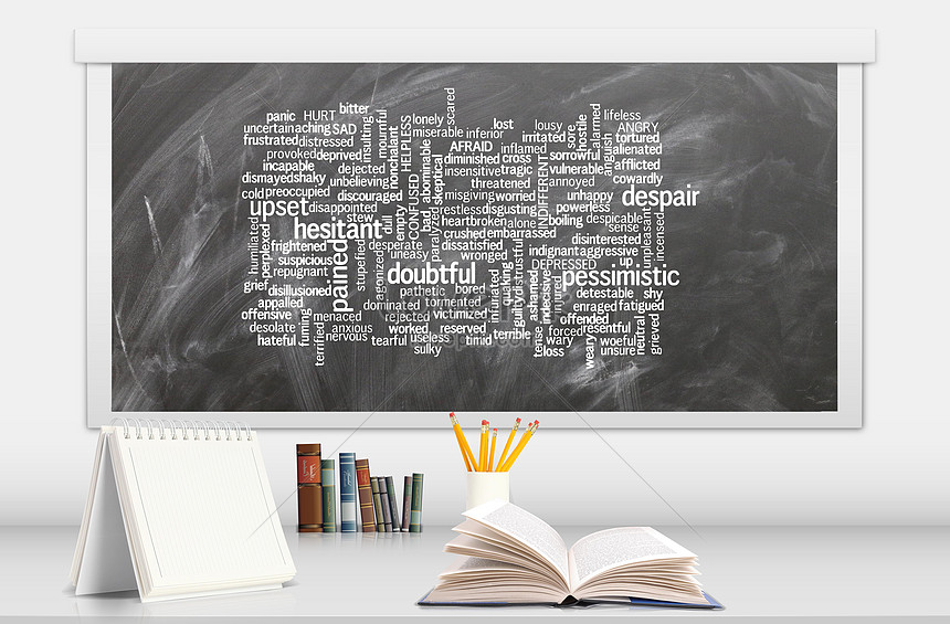 English grammar learning creative image_picture free