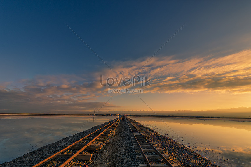 The Railway Scene Spirited Away Photo Image Picture Free Download 500530716 Lovepik Com