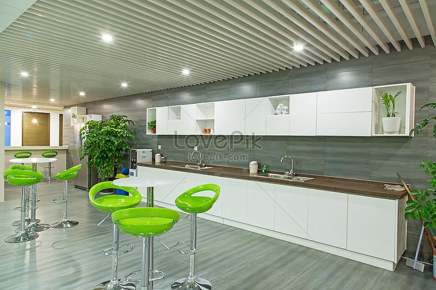 Photo de espace de travail moderne environnement espace de ...