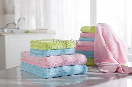 Bath Towel Color Combination