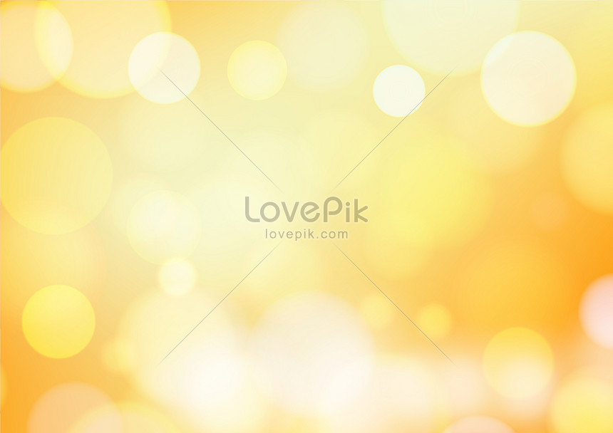 yellow halo background