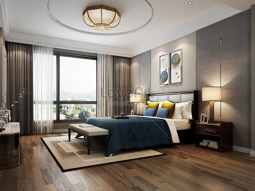 Bedroom Interior Design Effect Map Photo Image Picture Free Download 500591868 Lovepik Com