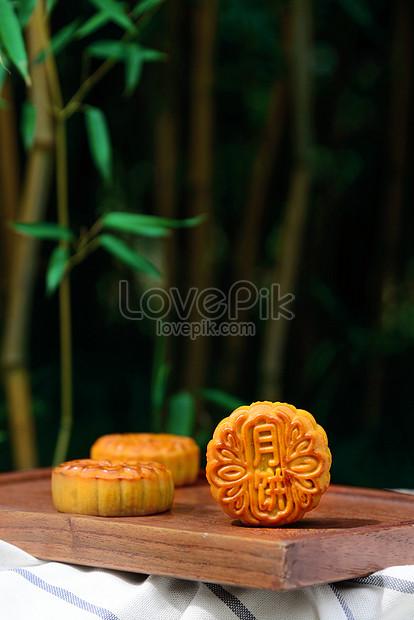 中秋節の月餅