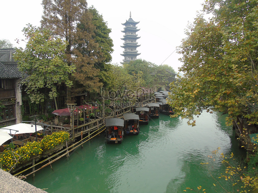 jiangnan smoke and rain wuzhen