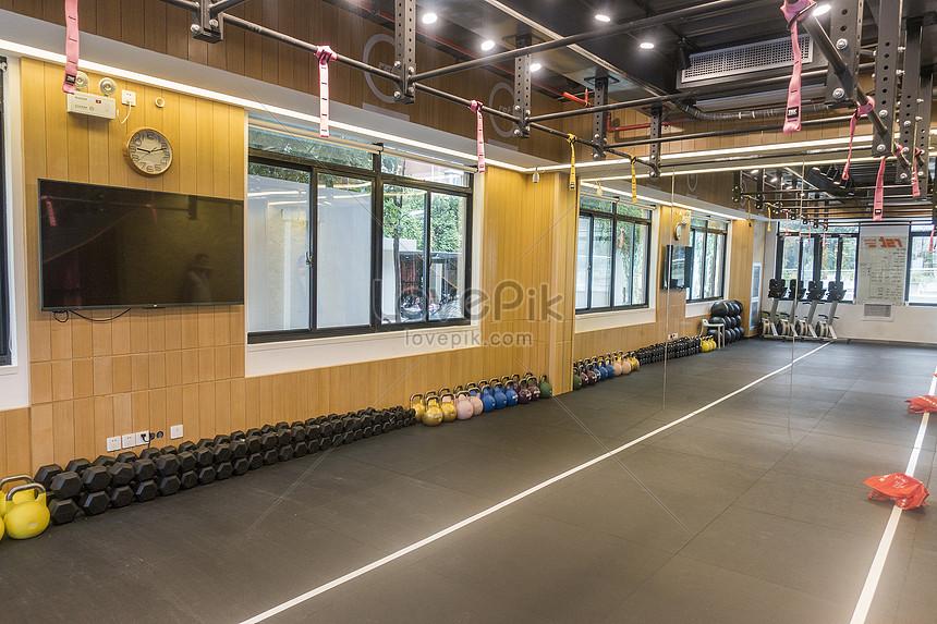 健身房環境