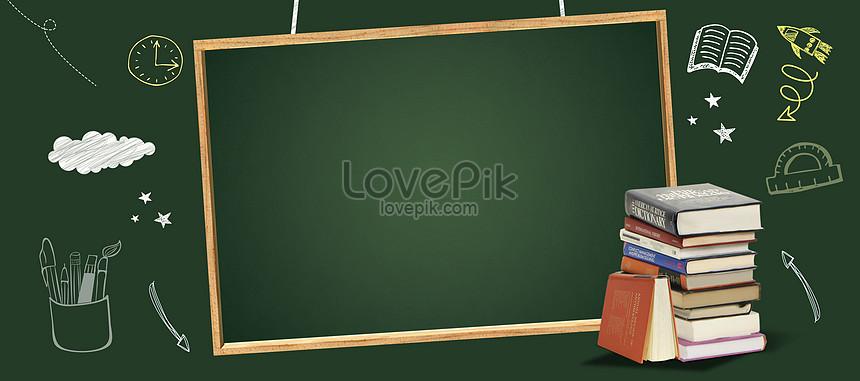 blackboard background material