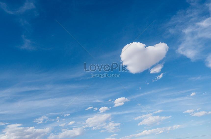 100+ Gambar Awan Cinta HD