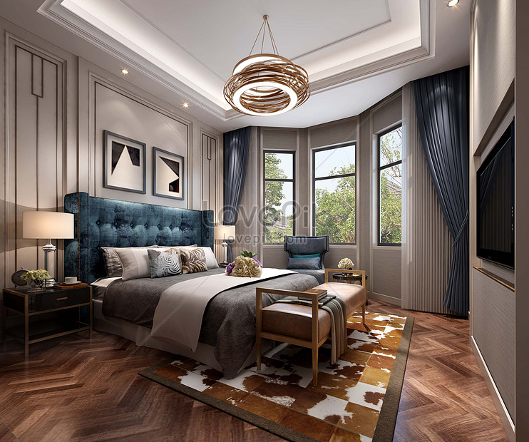 Interior Design Effect Map Of European Style Bedroom Photo Image Picture Free Download 500631280 Lovepik Com