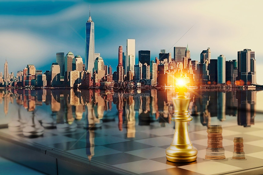 city international chess board