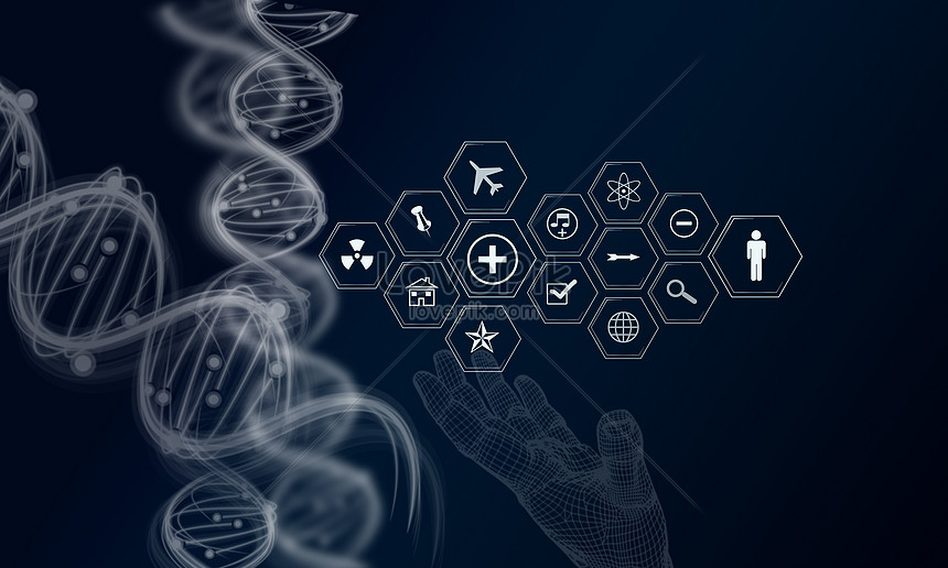 Medical and science background. - Download Free Vectors, Clipart Graphics &  Vector Art