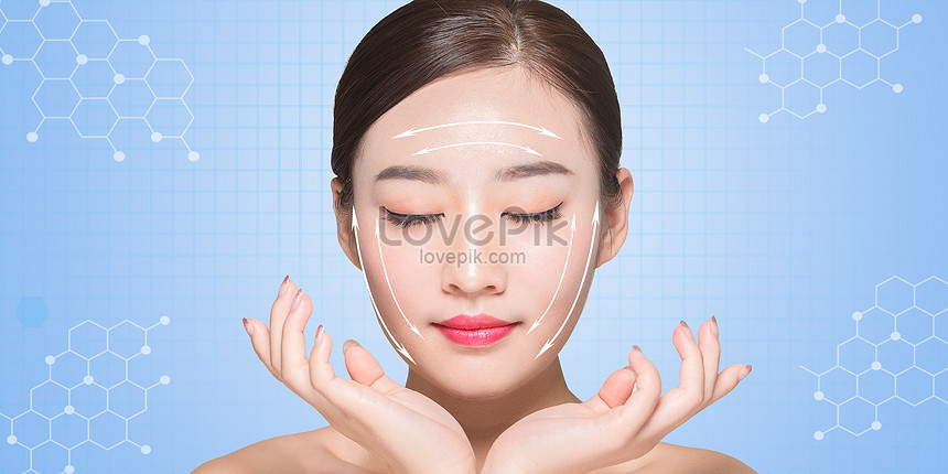 Plastic surgery creative image_picture free download