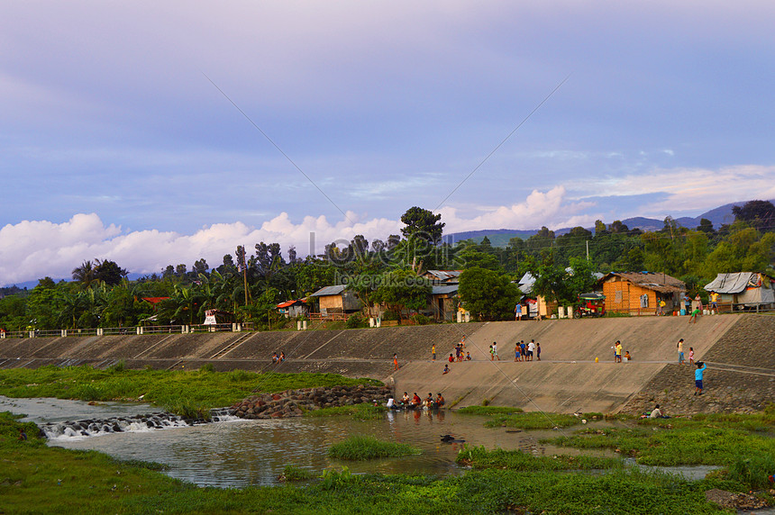 Unduh 440 Koleksi Wallpaper Pemandangan Alam Desa Gratis Terbaru