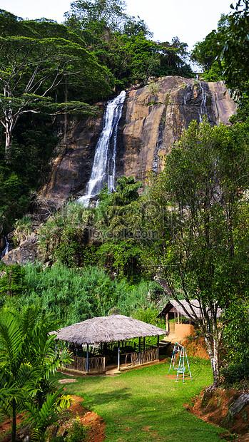denia falls botanical garden
