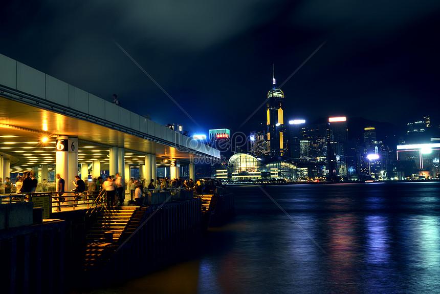 ビクトリアハーバー 香港