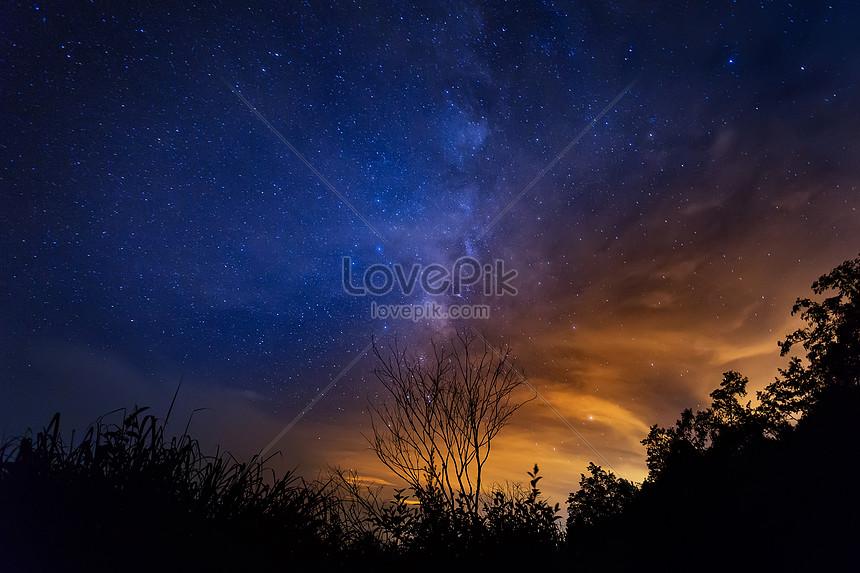 76+ Gambar Bintang Di Langit Kekinian