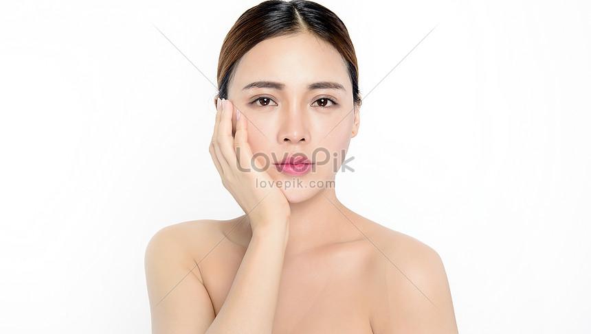beauty finish mask skin gloss