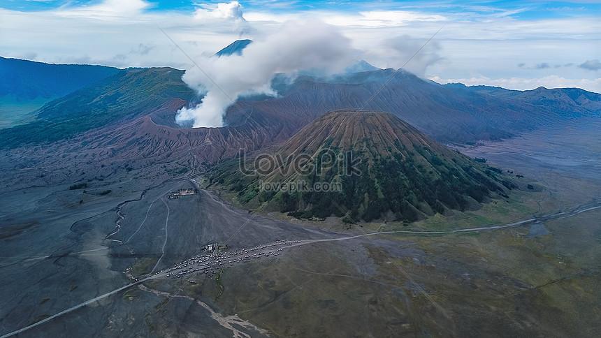 bromo dağı