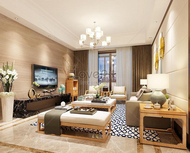 Nordic Living Room Effect Chart