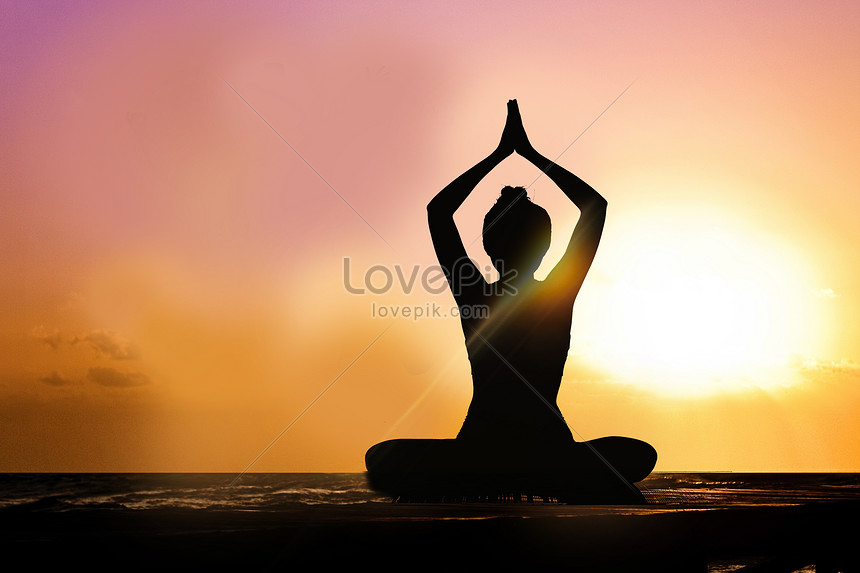 Yoga Health Creative Image Picture Free Download 500753637 Lovepik Com
