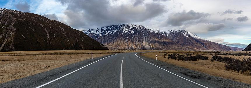 snow mountain highway