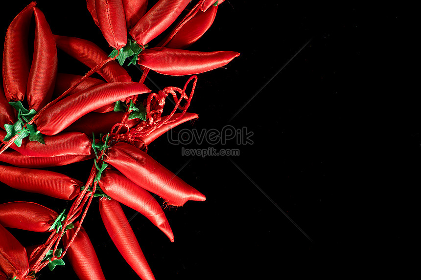 new years red pepper