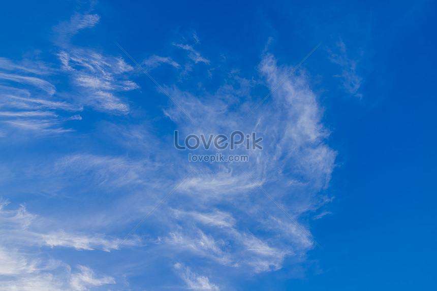 藍天和白雲
