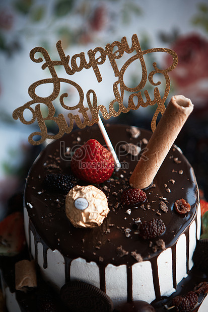 Superb Birthday Cake Photo Image Picture Free Download 500769982 Lovepik Com Personalised Birthday Cards Beptaeletsinfo