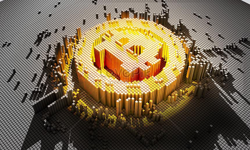 bitcoin 3d)