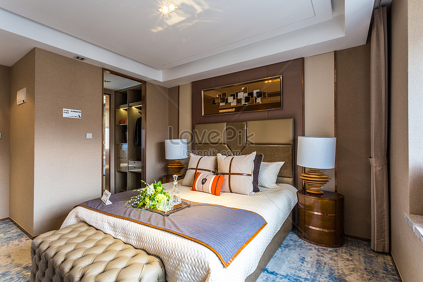 European Style Bedroom Photo Image Picture Free Download