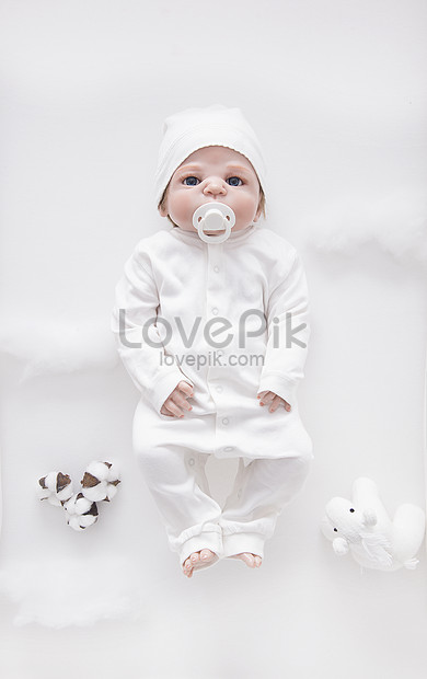 Simulation Of Newborn Baby Photo Image Picture Free Download 500790964 Lovepik Com