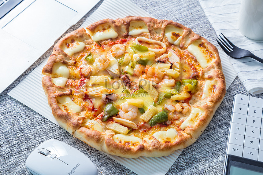 Delicious Cheese Pizza Photo Image Picture Free Download 500809148 Lovepik Com