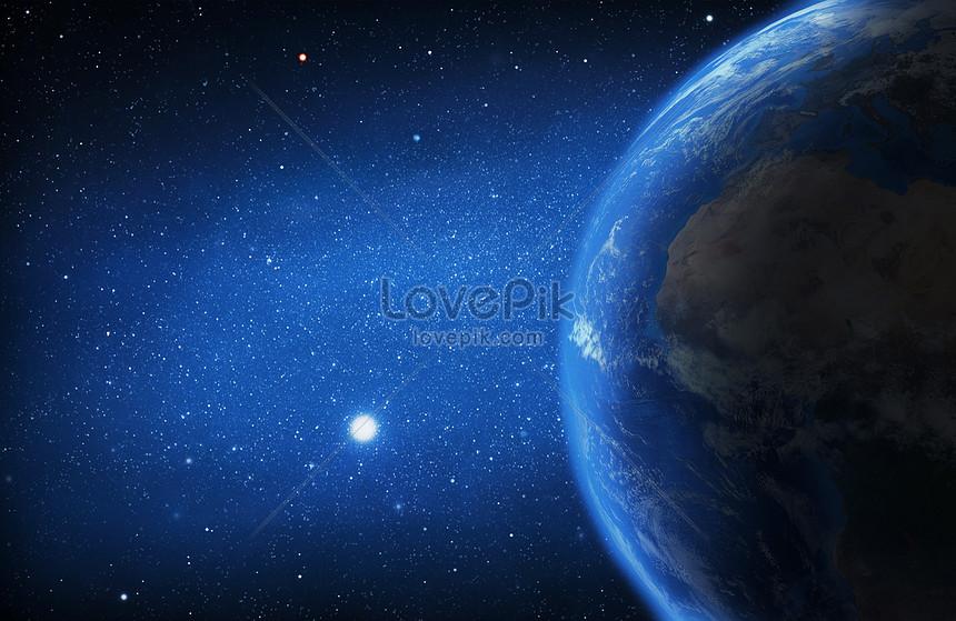 Latar Belakang Bumi Luar Angkasa Gambar Unduh Gratis Kreatif 500809980 Format Gambar Jpg Lovepik Com