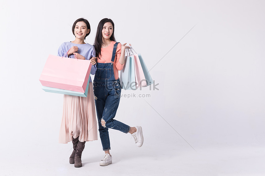 happy shopping with boudoir