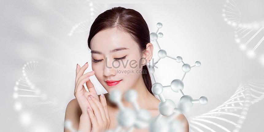 blanchiment de la peau beauté