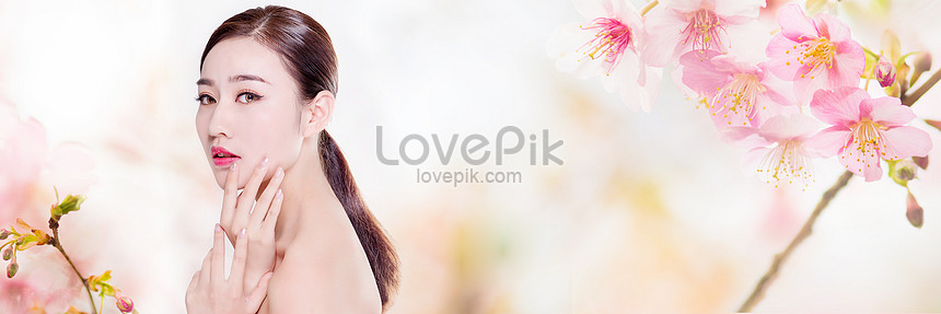 Skin Care Banner Creative Image Picture Free Download 500834128 Lovepik Com
