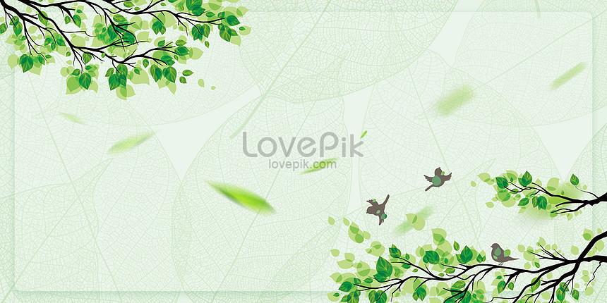small fresh background