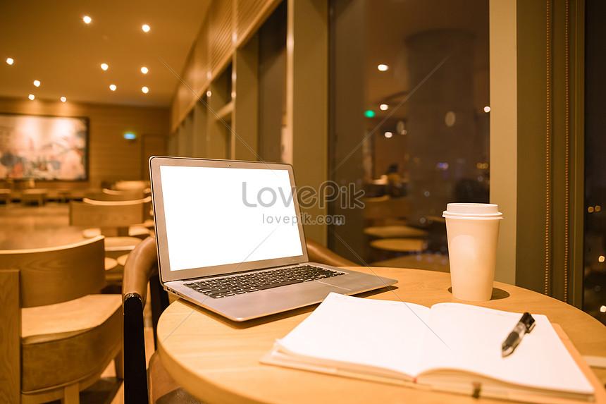 business office computer desktop