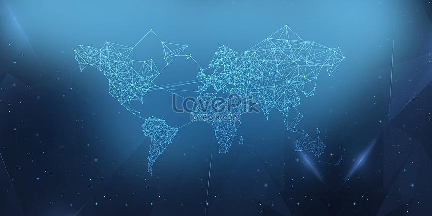 Lovepik صورة Jpg 500850103 Id خلفيات بحث صور خلفية تقنية الخرائط