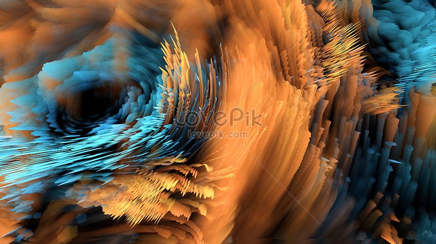 抽象的な色の背景