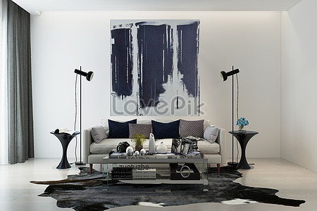 Modern Living Room Sofa Image