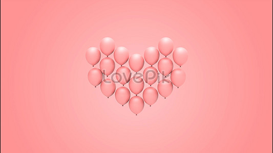 Love Balloons Backgrounds 1045 Images Free