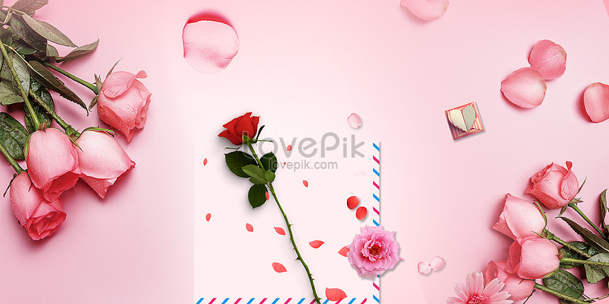 warm and romantic background
