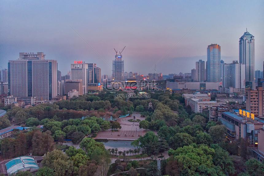 Resultado de imagem para Vista panoramica de Wuhan