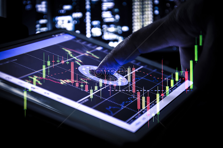 stock market data rise and fall