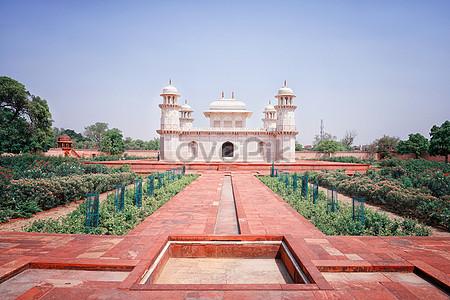 ancient indian architecture akbar mausoleum images_111 ancient