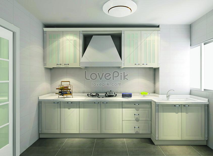 Modern Minimalist Kitchens Creative Image Picture Free Download 500948998 Lovepik Com