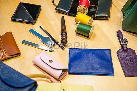 Handmade leather goods images_29256 Handmade leather goods