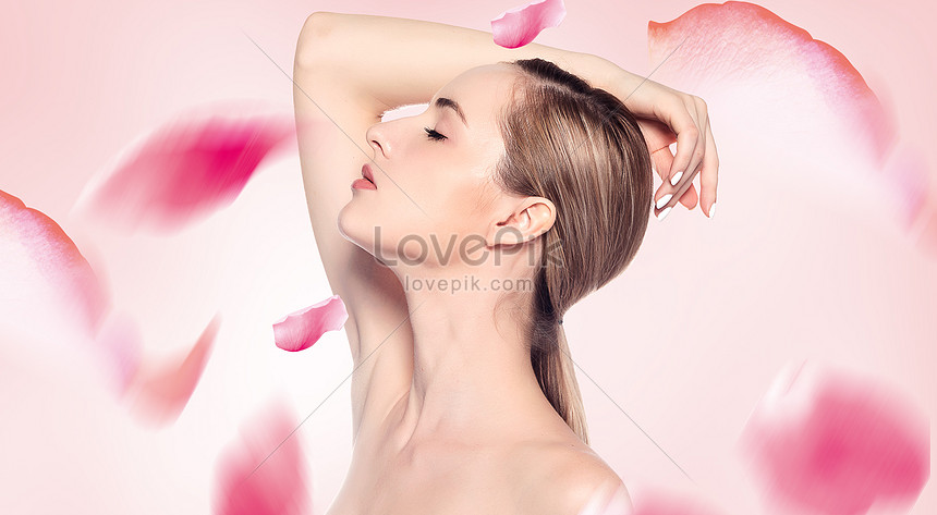 rose beauty and skin care