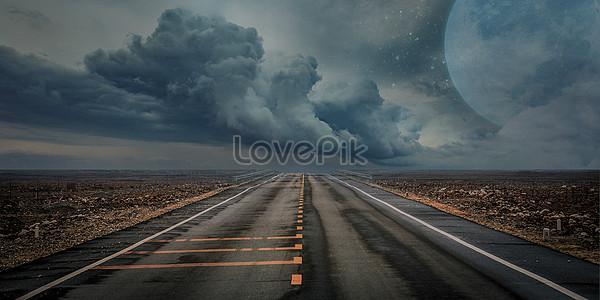 Highway background jpg