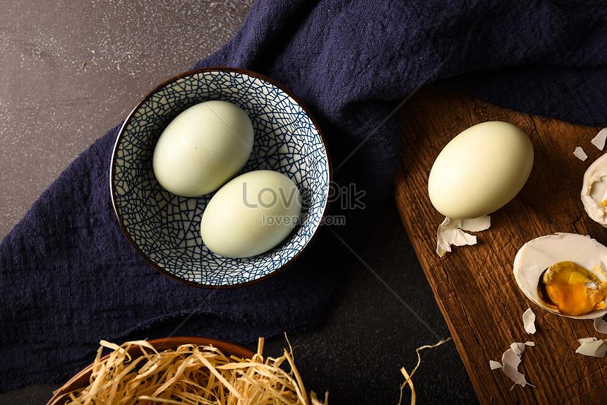 بيض البط